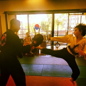 Our Hwarangdo Juniors put in work. They are taught that…