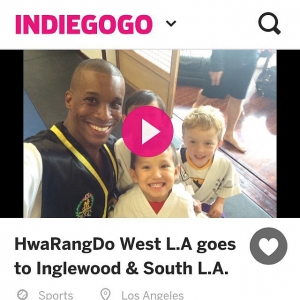 Hwarangdo West LA Academy needs your help!! Pls take ahellip